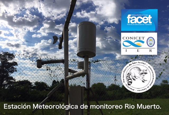 ESTACION METEOROLOGICA MONITORIO DEL RIO MUERTO