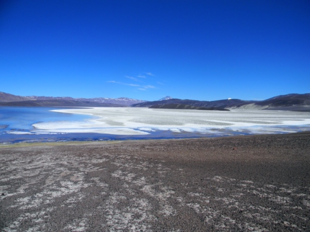cuenca de la Laguna Tres Quebrada